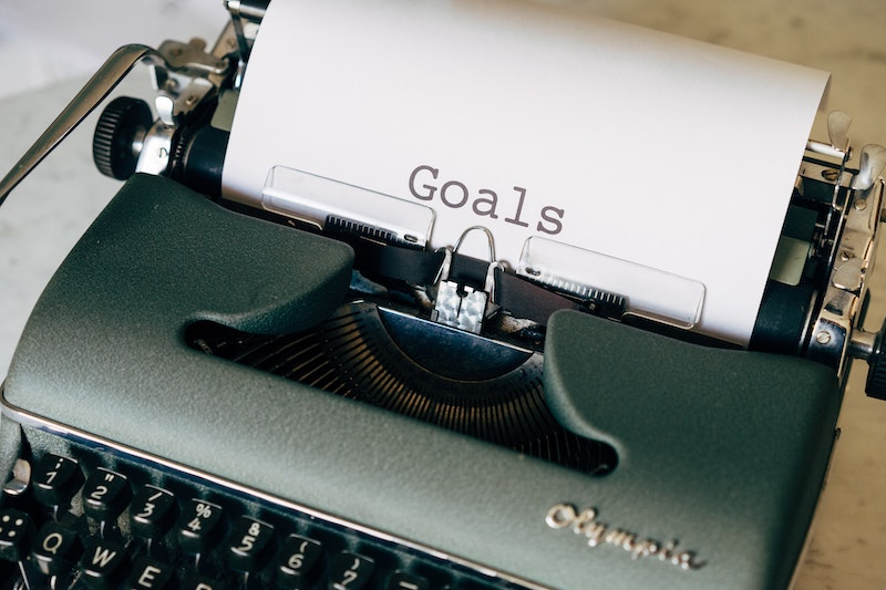 goal setting jeff russell